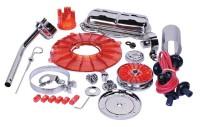 Kit chrome moteur