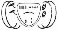Joint de carrosserie Coccinelle
