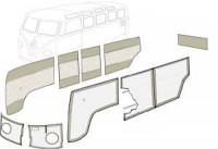 Panneaux intérieurs Vw Bus 50->67