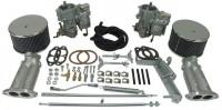 Kit carburateurs doubles