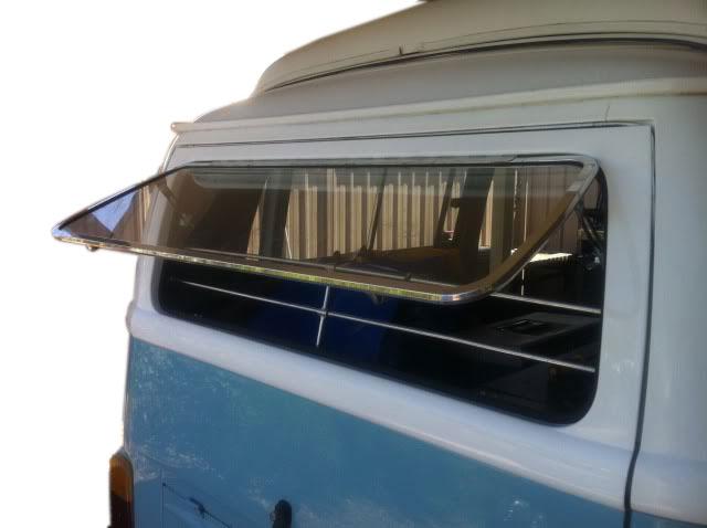 kit vitre safari