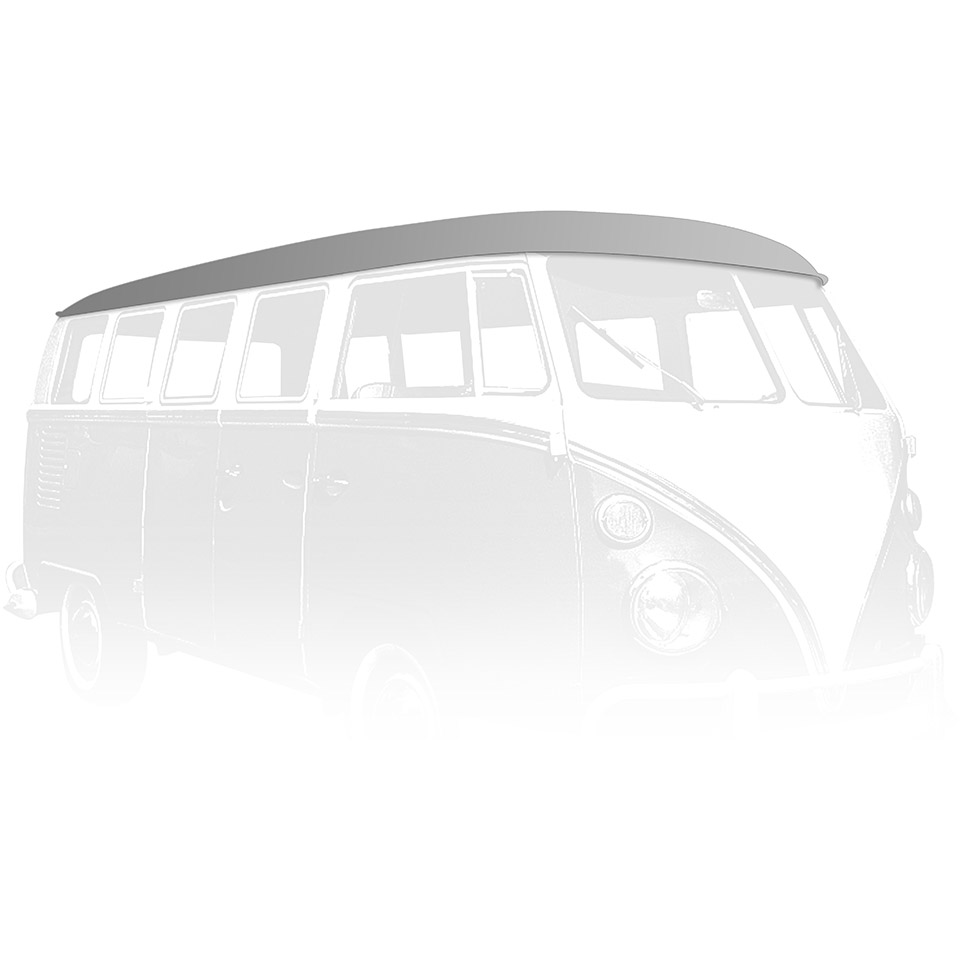 Toit & Pavillon - Combi split de 1955-1967
