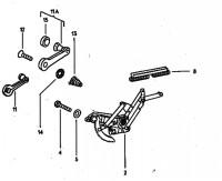 Mecanisme de vitre