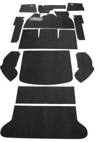 Moquette interieure & tapis