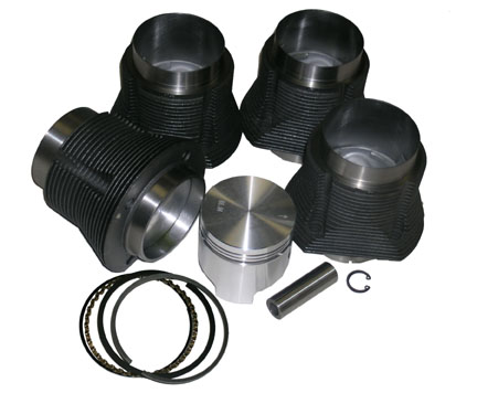 Kit cylindrées T4