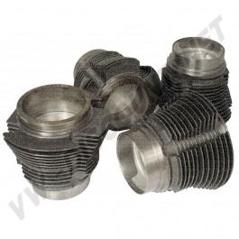 Kit cylindres pistons 1200 60-->>7/70 alésage bloc 87mm pistons plats