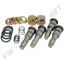 Kit réparation des pivots de suspension Combi Split 64-->67