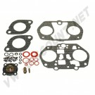 Kit réparation carbu Dellorto 36-40 DRLA Pour la réfection d'un carbu 00-2364-0 | Dream-Machine.fr