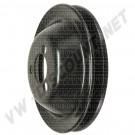 Poulie de pompe à eau 1600-1800cc inclus GTI 8S 026121031