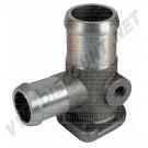 Raccord d'eau aluminium sur culasse (livré sans joint)  068121133M