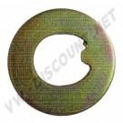 Rondelle de roulement de roue T2 Split 64-67 / Bay 68-79 / T25 80-92