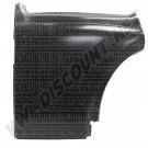Tôle de réparation panneau arrière gauche Coccinelle 50-->64