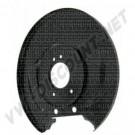Flasque de disque avant 1200/1300