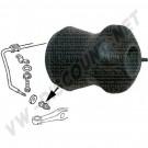 silentbloc dans le bras de suspension pour la barre stabilisatrice 1302-1303 -7/73