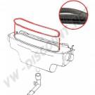 Joint de boitier  d'air coffre avant de 68-77 N°15