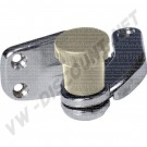 Fermeture gauche de vitre pop-out 52-->>64 bouton ivoire