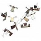 Kit de montage baguettes de marche-pied 10mm