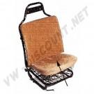 Mousse de réparation assise de siège av 67--->>72