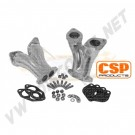 pipes d'admission CSP pour carburateurs IDF 44mm