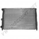 Radiateur d'eau 430x322mm 1050-1300cc 1/83-171121253CJ