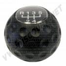 """Pommeau noir """"balle de golf"""" 5 vitesses"""