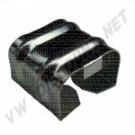 Clip sur embout de cable accélérateur Transporter 82--> modèles Diesel
