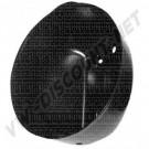 111821122AZ Bol de phare avant droit pour Coccinelle -->67