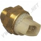 Contacteur de ventilateur sur radiateur d'eau 2 broches T25 81-->82
