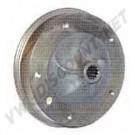 tambour de frein arrière pour Combi Split 55 à 63 et 181