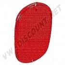 Cabochon de feu arrière SWF modèle US rouge Combi 62-->71