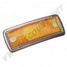 Cabochon de clignotant orange droit Combi 68-72