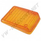 Cabochon de clignotant orange gauche Combi 73-->79