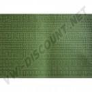 Vinyl de siège et panneaux de cabine avant Westfalia, Vert, largeur 130cm par longueur de 100cm