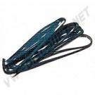 Moulure plastique bleu pour kit baguettes Deluxe combi split 51---->>67, complet pour un combi