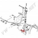 Levier sur fourchette d'embrayage hydraulique pour Transporter Diesel 79 ->92