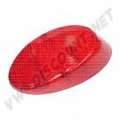 111945241KR Cabochon de feu ar 1200 style US rouge  8/61-7/67 et 1200 -7/73 (sans marquage CE)