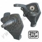 Fusées décalées à disque pour train à rotules 65-->> cb4061  Dream-Machine.fr