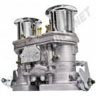 Carburateur HPMX 44mm avec cornets pour montage central