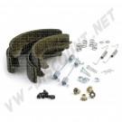 51  Kit frein av 1302/1303 (pour 2 roues)  complet