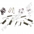 Kit montage mâchoires de frein arrière pour Combi 1973 ->1979  211609071