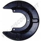 7D1615611 Flasque anti-poussière de disque arrière T4 90 --> 2003