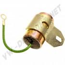 Condensateur moteur 25/30cv -->60 111905295 sur dream-machine.fr