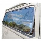 kit vitre safari arrière 64-79 en inox poli