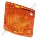 Cabochon de clignotant orange gauche 80-->92