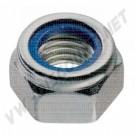 Ecrou 10mm sur boulon de barre stabilisatrice 8/1967-7/1979 et pour fixation inférieure d'amortisseur 8/1967-7/1970