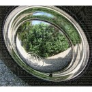 Enjoliveur de roue en inox avec logo Wolfsburg  -->65