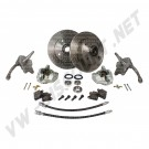 Kit frein à disque av 1200/1300 65--> sauf 1302/1303