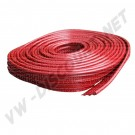 AC8986737 Kit 4 joints d'aile couleur Rouge Rubis  les 8 metres
