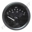 AC957050 Cadran de pression d'huile Smiths 12V T1 68-->