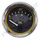 Cadran de pression d'huile Smiths 12V